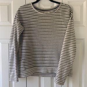 Lou & Grey Striped Sweater